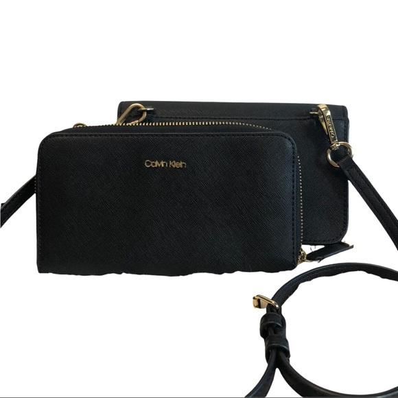 Calvin Klein 2 in 1 Crossbody and Wallet